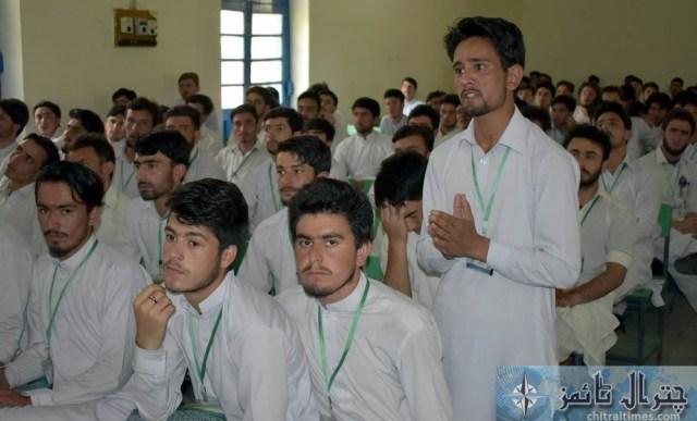 govt college chitral seminar 11