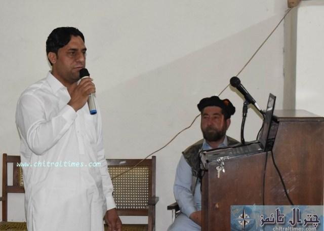 govt college chitral seminar 4
