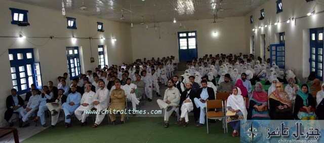 govt college chitral seminar 6