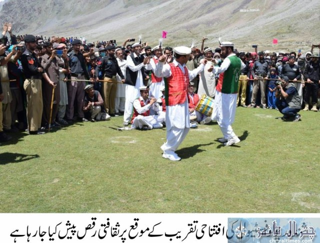 cs dance in shandur festival chitral