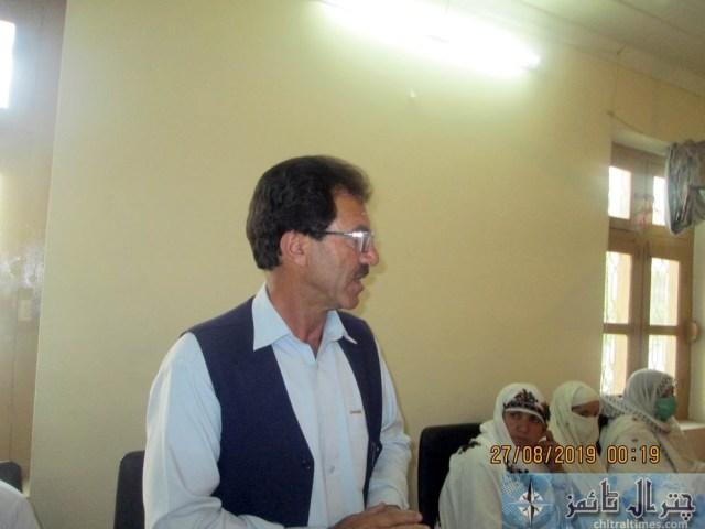Tehsil council Mastuj last meeting 7