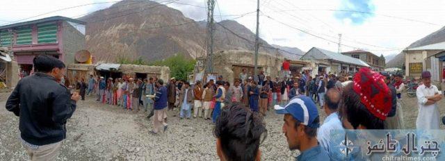 pak army internationla atheletes siyar baig reception in mastuj