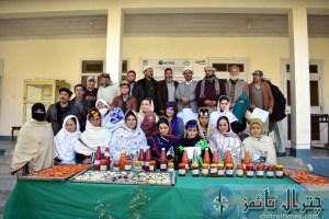 agri research center chitral trainig through acted pakistan 9