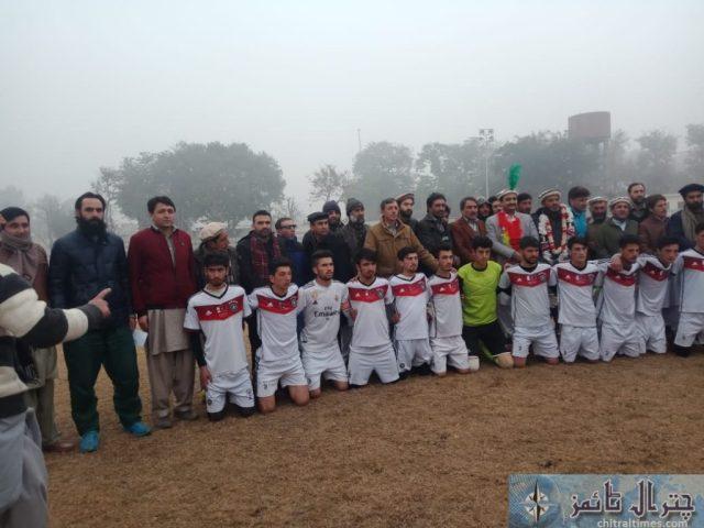mastuj champion team interschools chitral