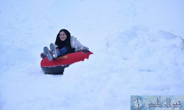 Galiat snow festival 2