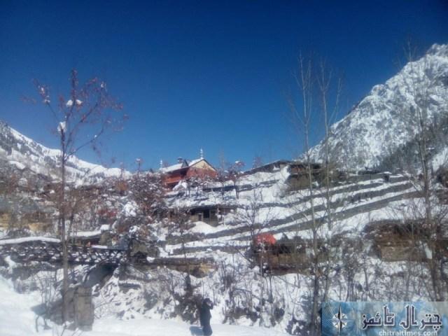 madaklasht snow festival chitral1 scaled