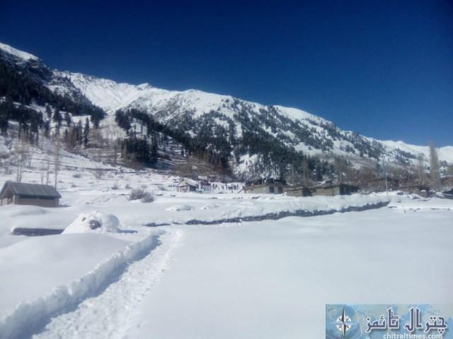 madaklasht snow festival chitral4 scaled