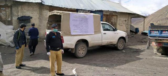 chitral police awarness program 3