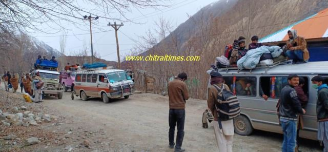 mastuj passengers reached upper chitral during lockdown3