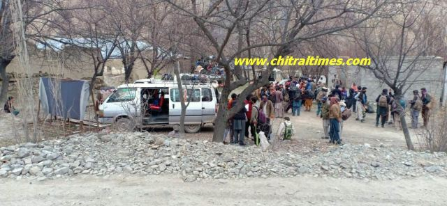 mastuj passengers reached upper chitral during lockdown6