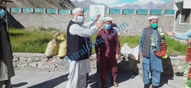 upper chitral corona patient discharged booni 7 1