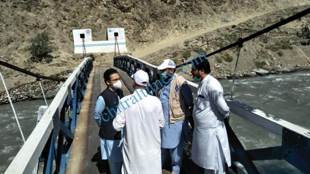 acted chitral HRF handed over to district administration chitral lower7