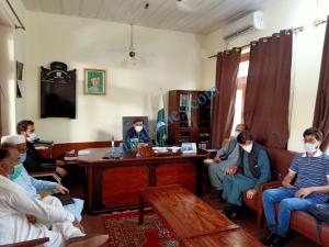adc upper chitral meeting on telenor 1 scaled
