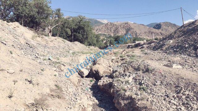 drosh kaldam nala flood damages 1 1