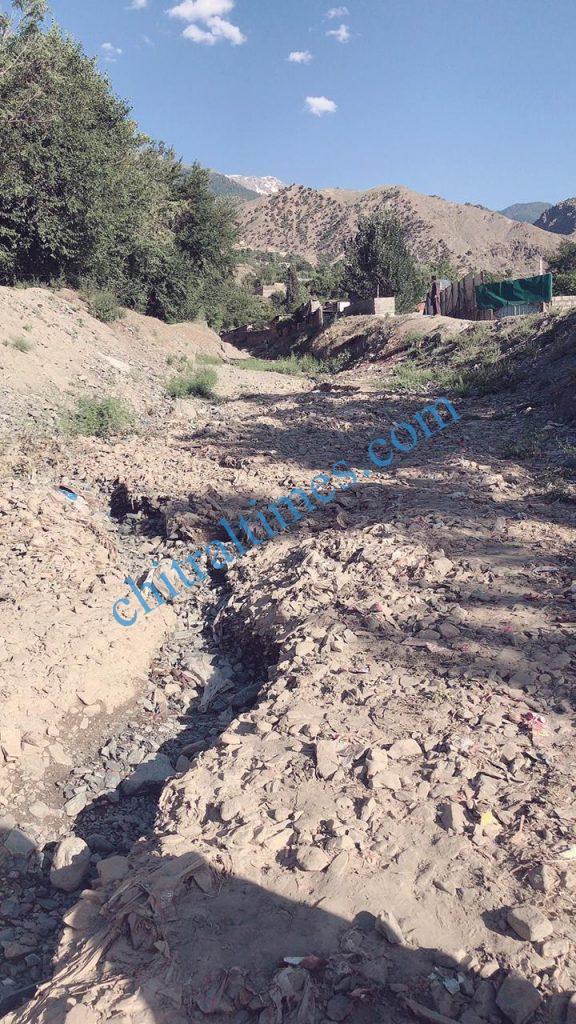 drosh kaldam nala flood damages 2 1