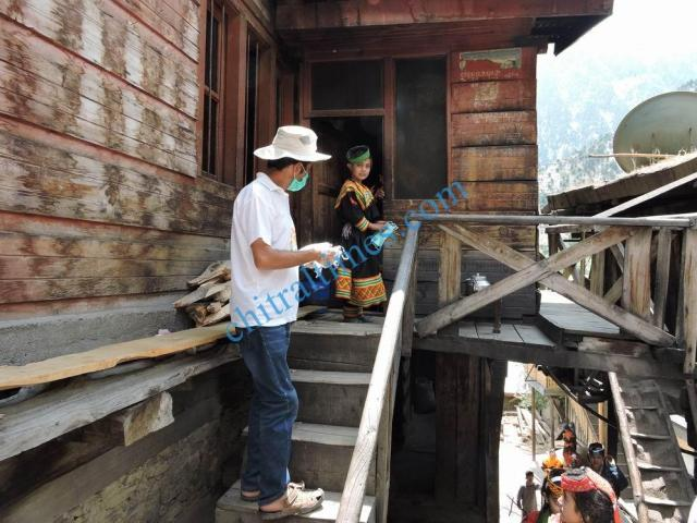 kalash valley corona kits distributes 3 4