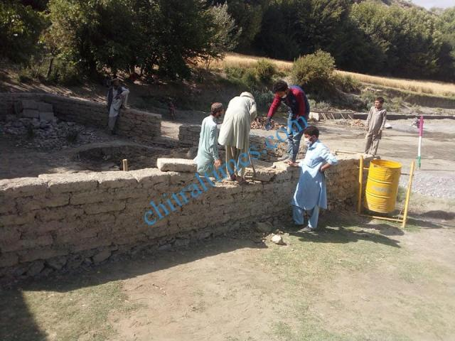 pologround kosht rehabilitation works started upper chitral5