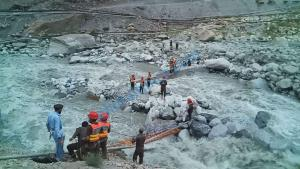 rescue 1122 golain flood rescue activities chitral scaled