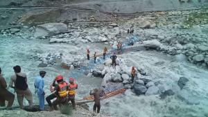 rescue 1122 golain flood rescue activities chitral1 scaled