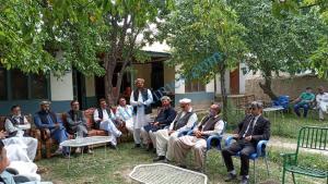 tahreek huquq upper chitral meeting on shandur