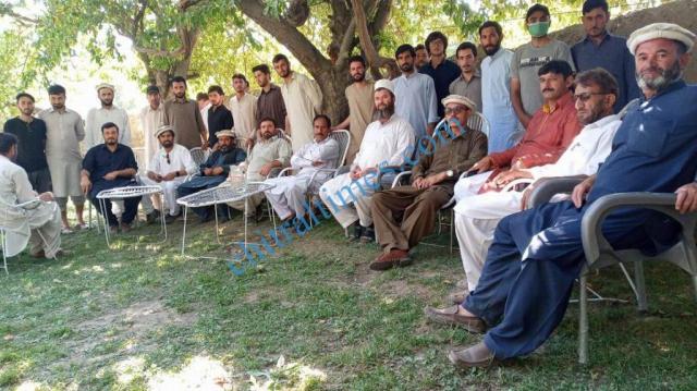 tahreek huquq upper protest gainst shandur handarap national park 3 1