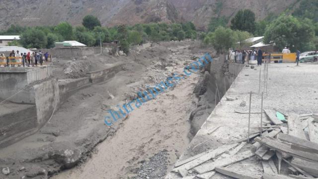 Reshun upper chitral flood pics 5