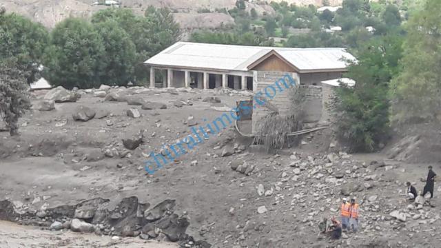 Reshun upper chitral flood pics 6