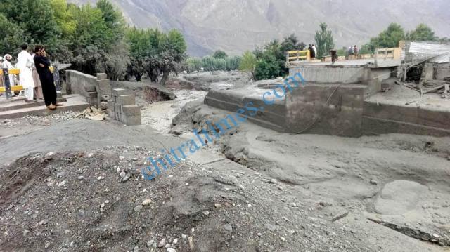 Reshun upper chitral flood pics 9