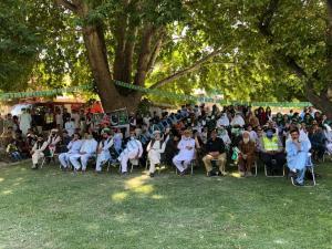 upper chitral independence day celebration