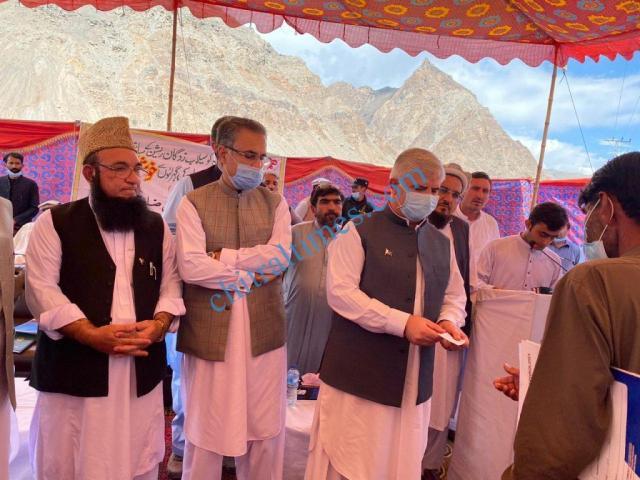 CM Chitral visit Reshun Golain 1