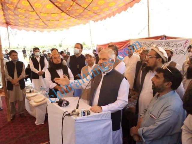 CM Chitral visit Reshun Golain 4
