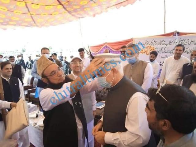 CM Chitral visit Reshun Golain 6