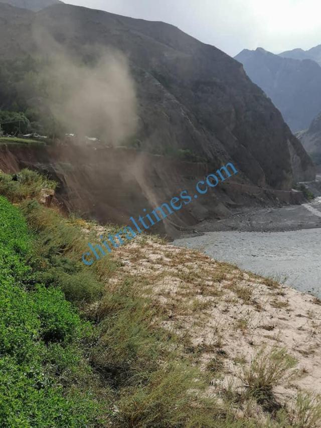 Reshun river cutting1