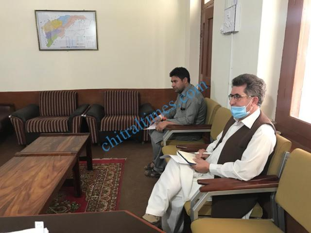 upper chitral meeting on health2