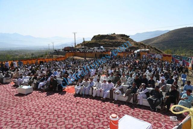CM visit to swat mahmood khan and murad saeed2