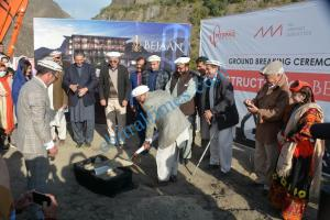 bejaan hotel earth breaking chitral anwar aman father