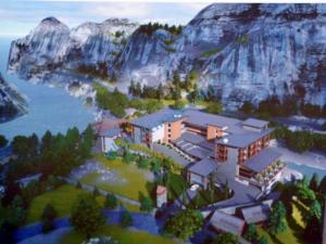 bejaan hotel earth breaking chitral1 scaled