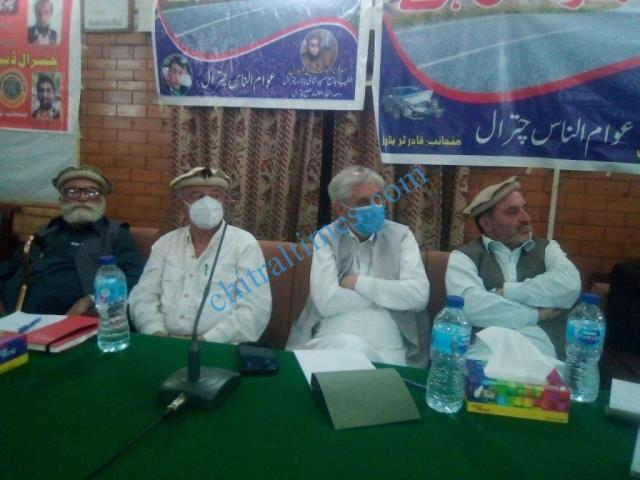 chitral development forum meeting41 1