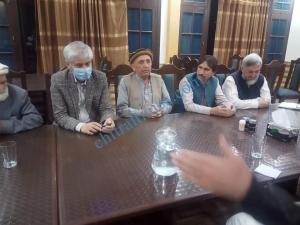 chitral development movement cabinet2