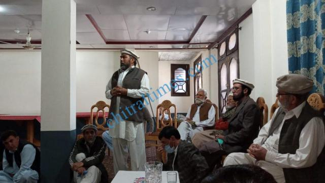 khalilullah ppp upper chitral