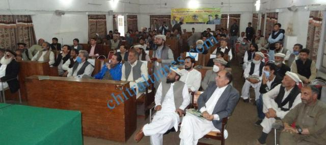 road our demand chitral forum