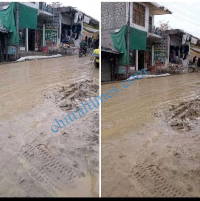booni bazar road upper chitral headquarter