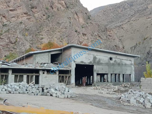 reshun power house upper chitral