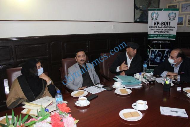 fpcci meeting peshawar1