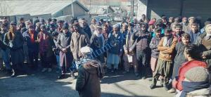 booni protest against Chinot murder case1 scaled