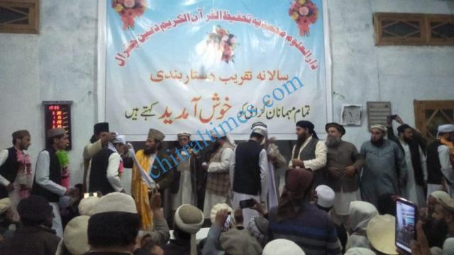 madrasa muhammadia danin chitral dastar bandi program7