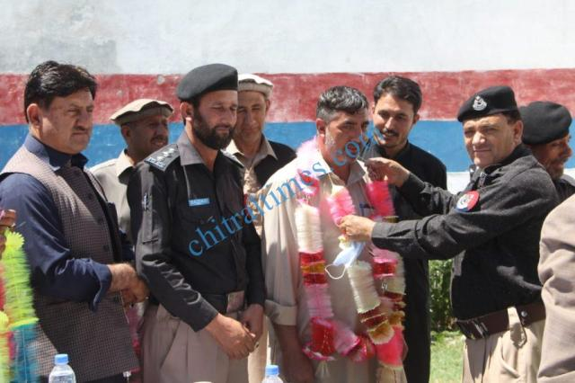 police transfered bifurcation upper chitral2