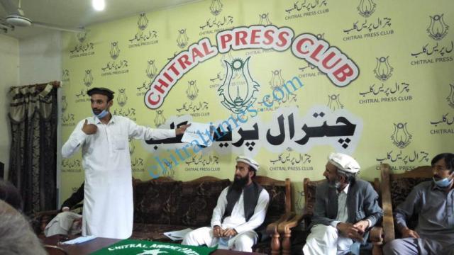 CAP party Chitral mubashir5