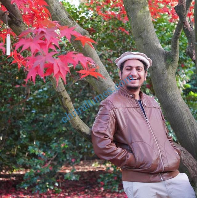 Chitraltimes Wahid Khan First oxford phd holder