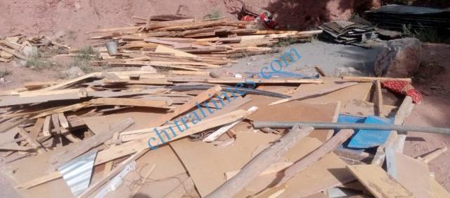 chitraltimes reshun flood victims homes washed away